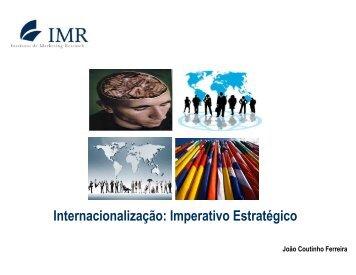 Marketing nos Negócios Internacionais - aicep Portugal Global