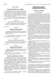 Decreto-Lei n.º 249/2009 - Diário da República Electrónico