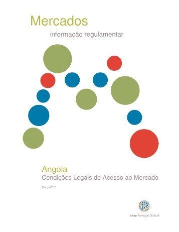 Condições Legais de Acesso ao Mercado - aicep Portugal Global