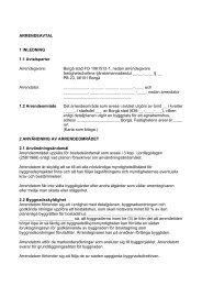ARRENDEAVTAL 1 INLEDNING 1.1 Avtalsparter ... - Porvoo