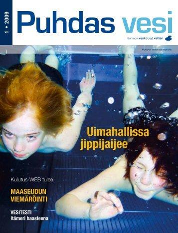 Puhdas vesi 1/2009 - Porvoo