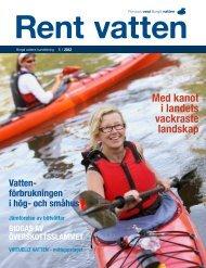 Rent vatten 1/2012 - Porvoo