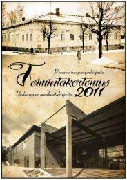 Vuosi 2011 - Porvoo