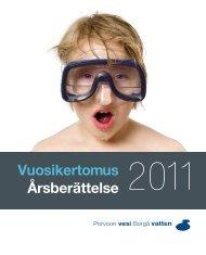 Vuosikertomus 2011 - Porvoo