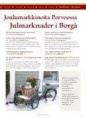 Porvoon ja Loviisan joulu 2010 – lehti - Page 5