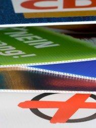 Politische Effekte. Wahlplakate als Wegbereiter - POS+SIGN