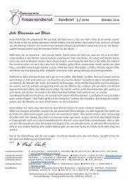 Rundbrief des Posaunendienstes in der EKBO - Posaunendienst in ...