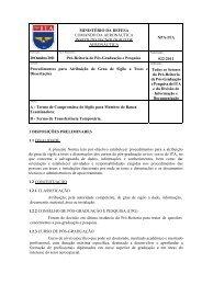 1 - TTULO DO CAPTULO - Pós-Graduação - ITA