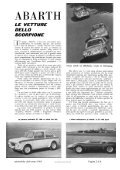 automobile club torino 1965 Pagina 1 di 6 - Abarth-e-Co - Seite 2