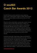 Untitled - Česká barmanská asociace - Page 4