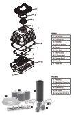 Air PumP Kit PomPe à Air équiPée Kit de lA bombA de Aire ... - Page 3