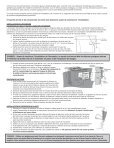 Skimmer Installation and Maintenance Guide Écumoire Notice d ... - Page 4