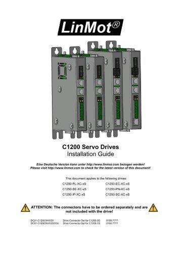 dx servo lighting module  slm  installation manual