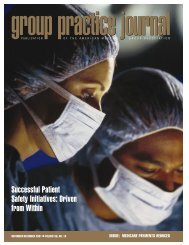 Successful Patient Safety Initiatives: Driven from Within - Positive ...