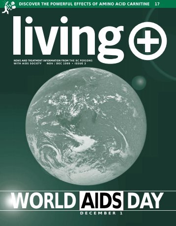 Living + Magazine Issue 3 - Positive Living BC