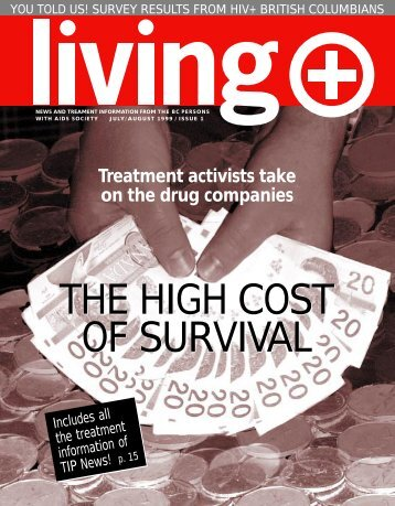 Living + Magazine Issue 1 - Positive Living BC