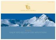 Winter brochure 2011/2012 - Hotel Post