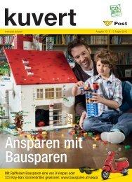 KUVERT - Ausgabe 70 - Österreichische Post AG
