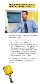Wohin sie auch@@@ @@@ziehen - Österreichische Post AG - Seite 4