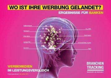 Branchen Tracking - Banken - Österreichische Post AG