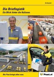 Die Brieflogistik - Österreichische Post AG