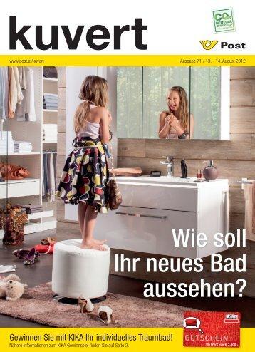 KUVERT - Ausgabe 71 - Österreichische Post AG