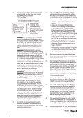 AGB - Firmenzeitung - Österreichische Post AG - Page 6