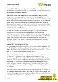 ÖSTERREICHISCHE POST AG: HALBJAHRESERGEBNIS 2010 - Page 2