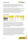 ÖSTERREICHISCHE POST AG: HALBJAHRESERGEBNIS 2010 - Page 4