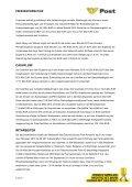 ÖSTERREICHISCHE POST AG: HALBJAHRESERGEBNIS 2010 - Page 5