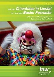 Basler Fasnacht 2013Link wird in einem neuen Fenster ... - Postauto