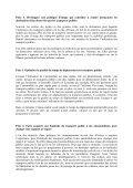 Synthèse Etat de l'art: des pistes pour l'action - Postauto - Page 3