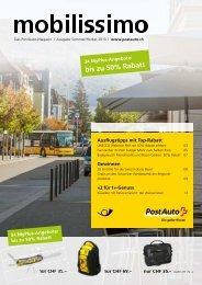 mobilissimo HerbstLink wird in einem neuen Fenster ... - Postauto