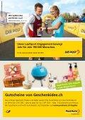 mobilissimo HerbstLink wird in einem neuen Fenster ... - Postauto - Page 2