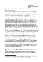 Brigitte Pothmers Auswertung der BMAS-Antwort