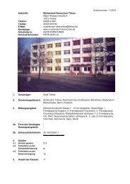 2. Schuleinzugsbereich: 3. - Landkreis Potsdam-Mittelmark