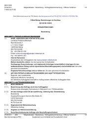 D-Bad Belzig: Bauleistungen im Hochbau - Landkreis Potsdam ...