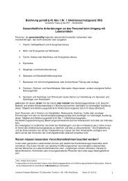Belehrung nach §43 IfSG - Landkreis Potsdam-Mittelmark