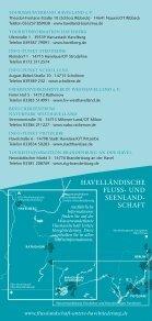Imageflyer Flusslandschaft Untere Havelniederung - Seite 4