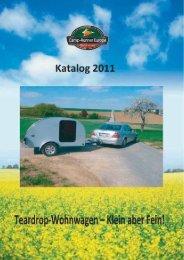 SpezifikaƟonen der Camp Runner Europe Modelle - Pott-GmbH.de