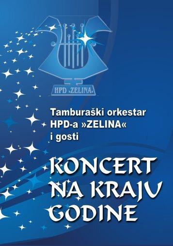 Cjelovit program događanja u PDF oblliku. - POU Zelina