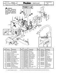 IPL, Euromac, S35, 952802120, 2008-05, Chain Saw