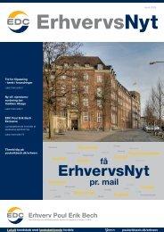 ErhvervsNyt April 2009 - EDC Poul Erik Bech