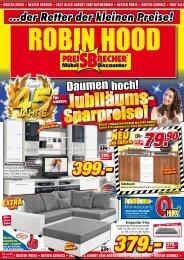 vorher - Robin Hood SB-Möbelmarkt in Donaueschingen