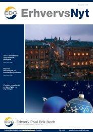 ErhvervsNyt December 2010 - EDC Poul Erik Bech