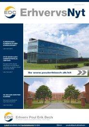 ErhvervsNyt November 2007 - EDC Poul Erik Bech