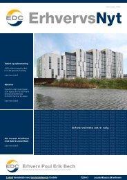 ErhvervsNyt December 2006 - EDC Poul Erik Bech