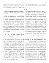 Nutrition B - Poultry Science Association