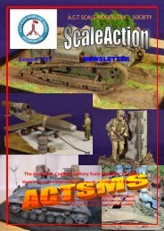 August 2011 NEWSLETTER - ACTSMS