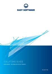 EASY Solutions - es euregio systems Gmbh